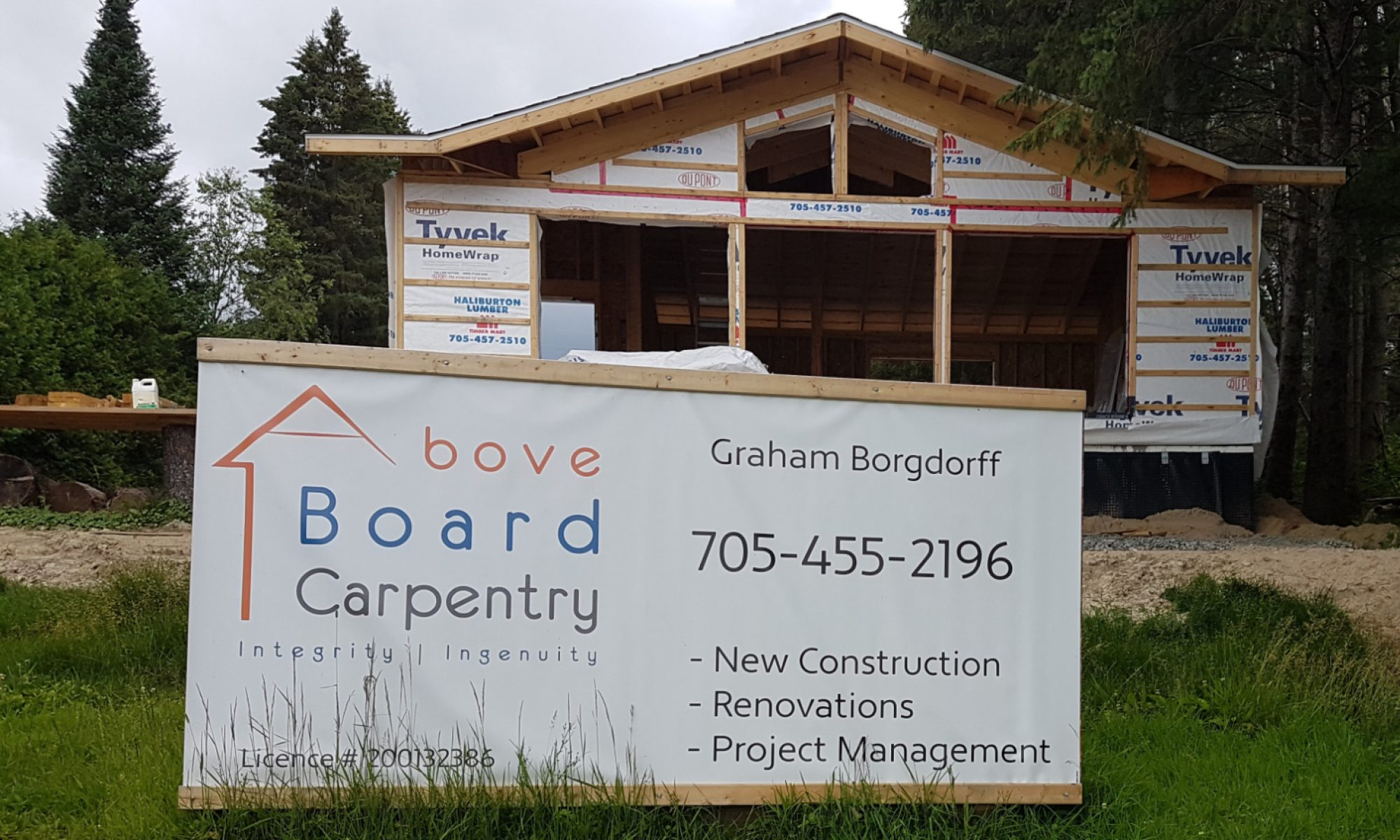 Above Board Carpentry