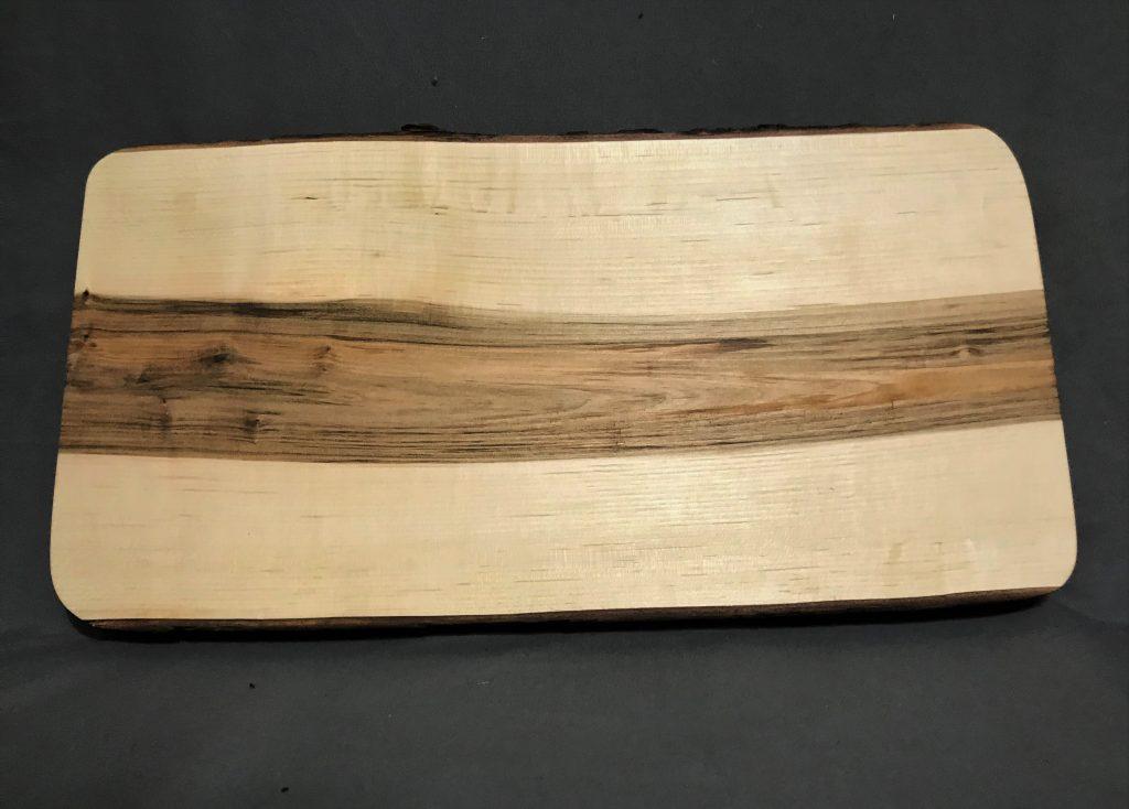 Maple medium stripe